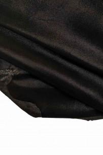 Italian leather, black...