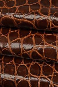 Italian leather, printed...