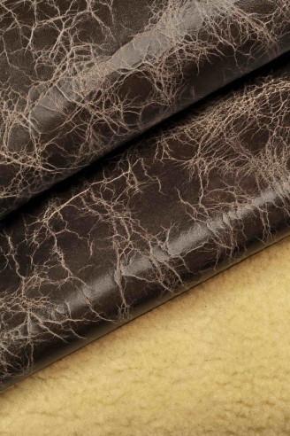 Italian leather, double face...