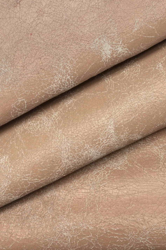 Italian leather, light grey base...